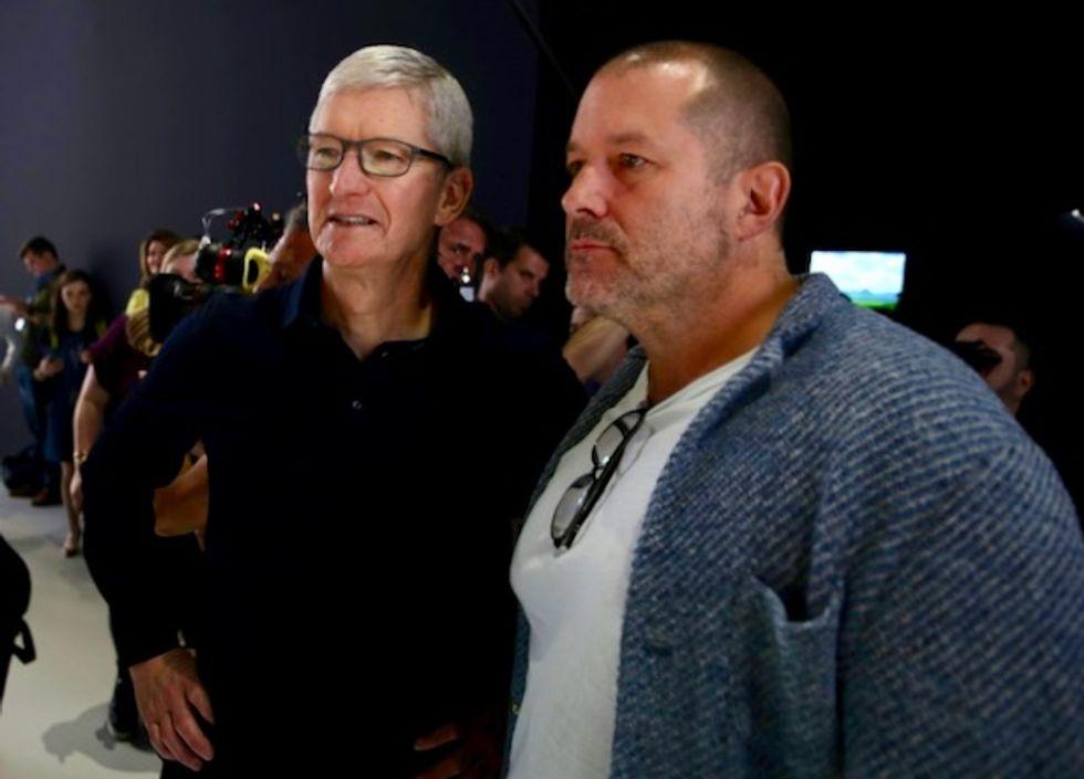 Apple's star designer Jony Ive to set up own firm