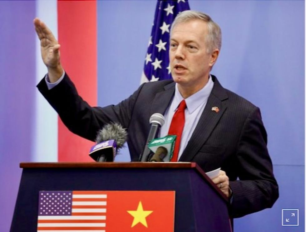 US seeks to deport thousands of Vietnamese protected by treaty: former ambassador