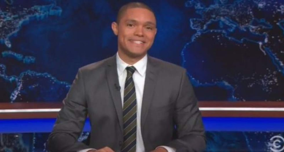 Trevor Noah: Imagine if Repubs used their 'pro-life passion' against the NRA and not Planned Parenthood
