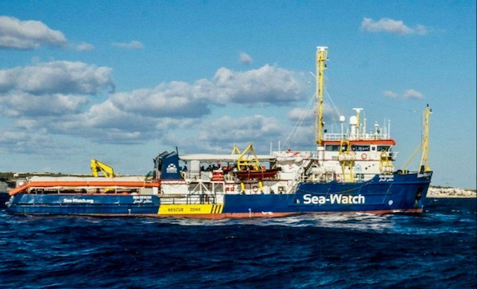 Sea-Watch 3 migrant ship enters Lampedusa, captain arrested