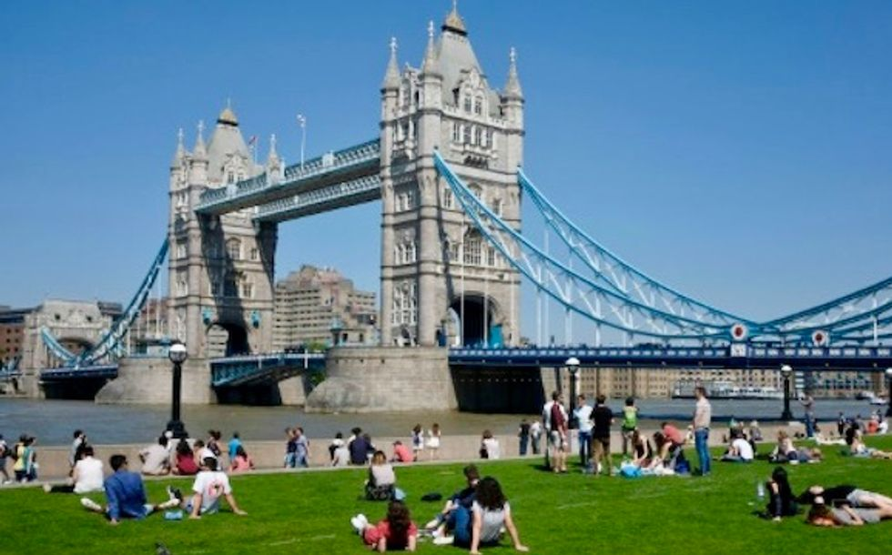 London's Tower Bridge an icon at 125 years old