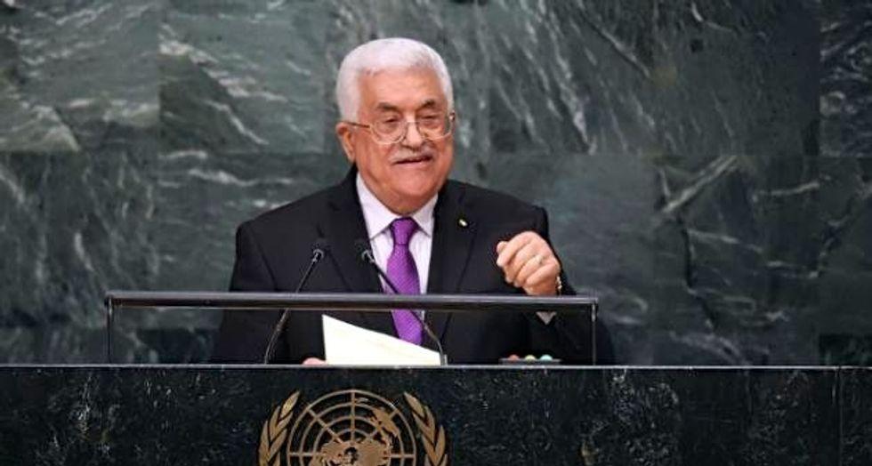 Palestinians reject Trump peace plan
