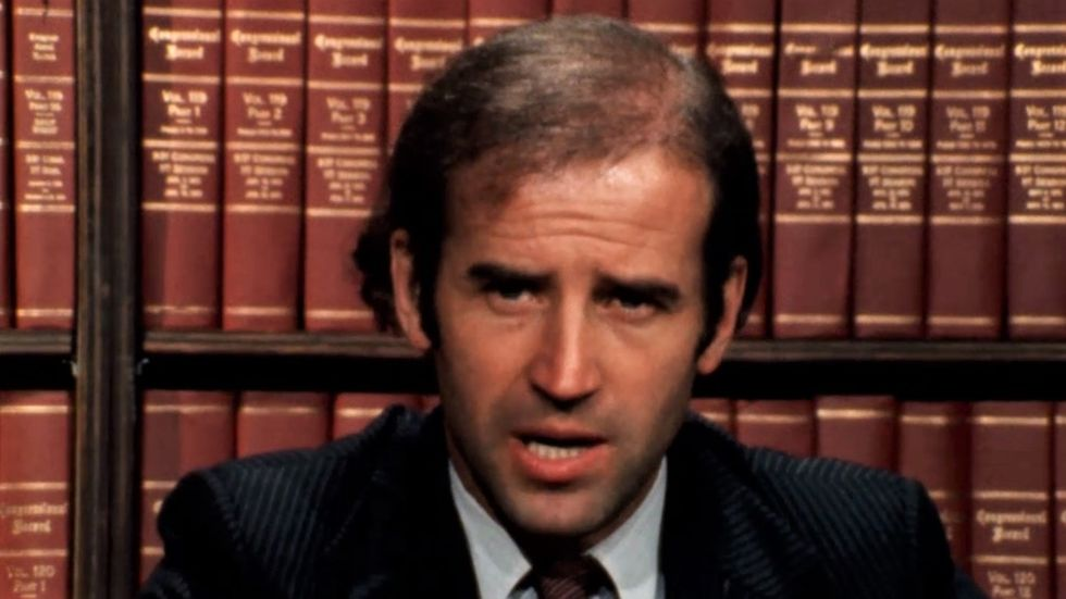 Joe Biden insists he 'did not oppose busing' -- but this video from 1977 suggests otherwise