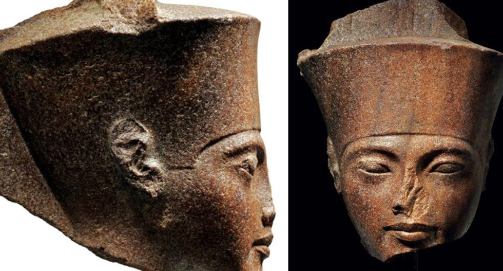 'Stolen from Karnak': Egypt asks Interpol to trace Tutankhamun mask over ownership docs