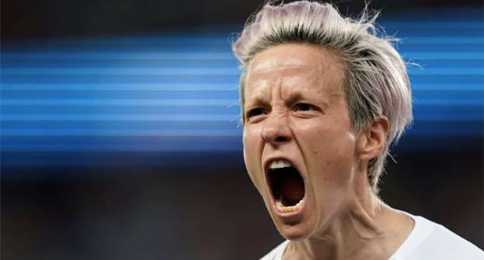 England wonders if they can usurp USA as women's World Cup grande finale looms