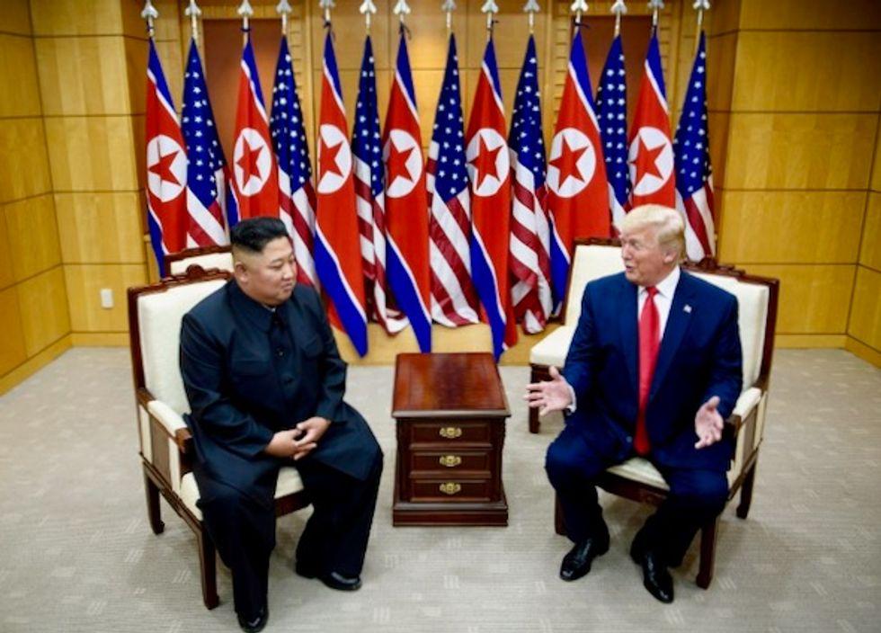 North Korea calls Kim-Trump meeting 'historic'