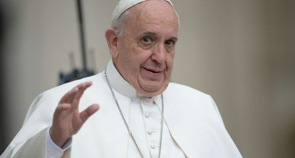 Pope Francis opens a can of whoop ass on hateful internet trolls — and it's beautiful