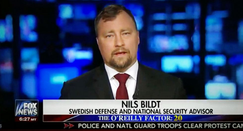 Fox News used fake security expert to discuss Swedish immigrant crime situation: report