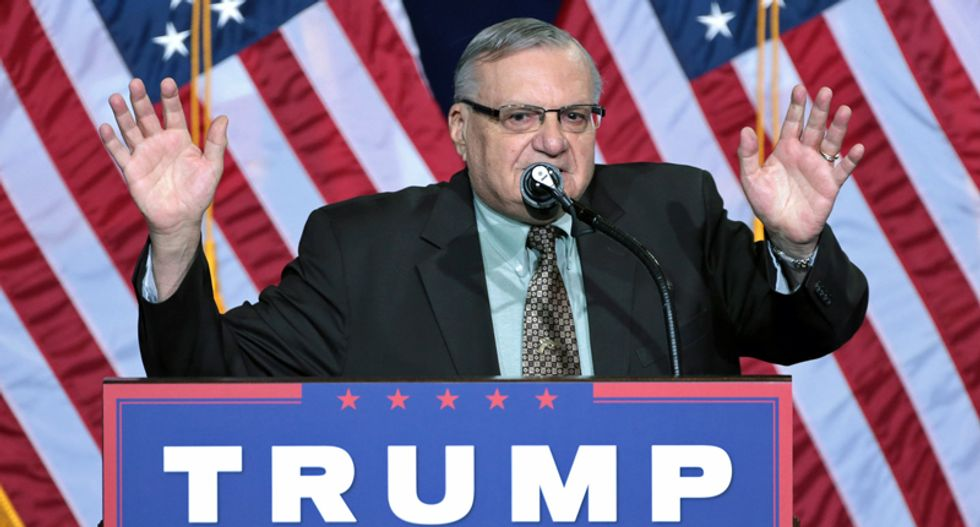 Ex-sheriff Joe Arpaio trying to get his old job back at age 88