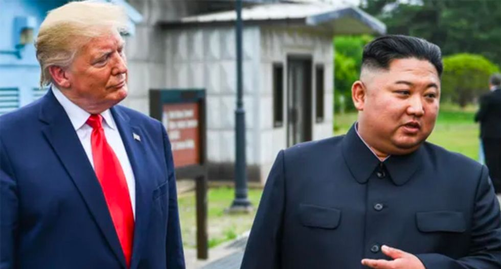 CNN panel ridicules Trump's photo-op diplomacy with Kim Jong-un: All we got 'was pictures'