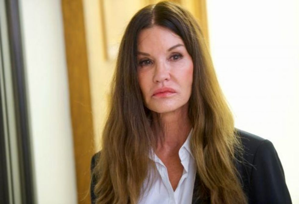 Model Janice Dickinson tells jury that Cosby drugged, raped her