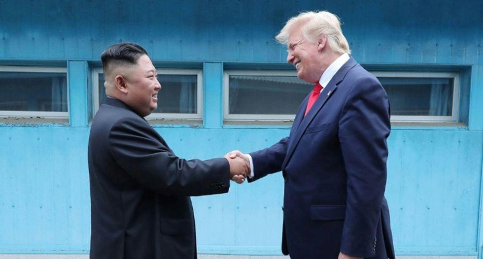 Trump wants to talk to Kim Jong Un again: report