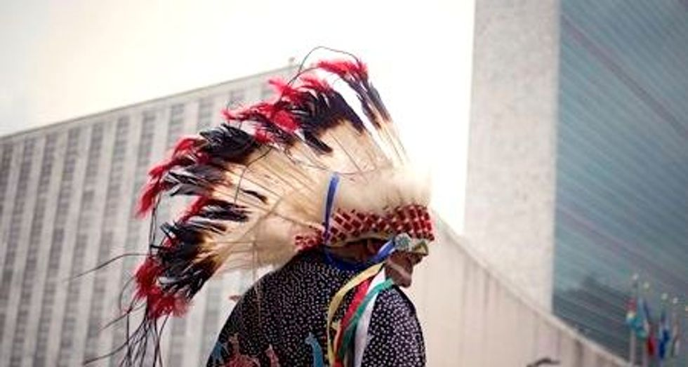 Movement replacing Columbus Day with events honoring Native Americans gains steam around US