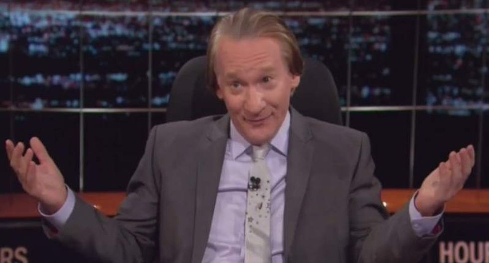 'This reads like a Trump tweet': Progressives blast Bill Maher for racially charged North Korea 'nail salon' joke