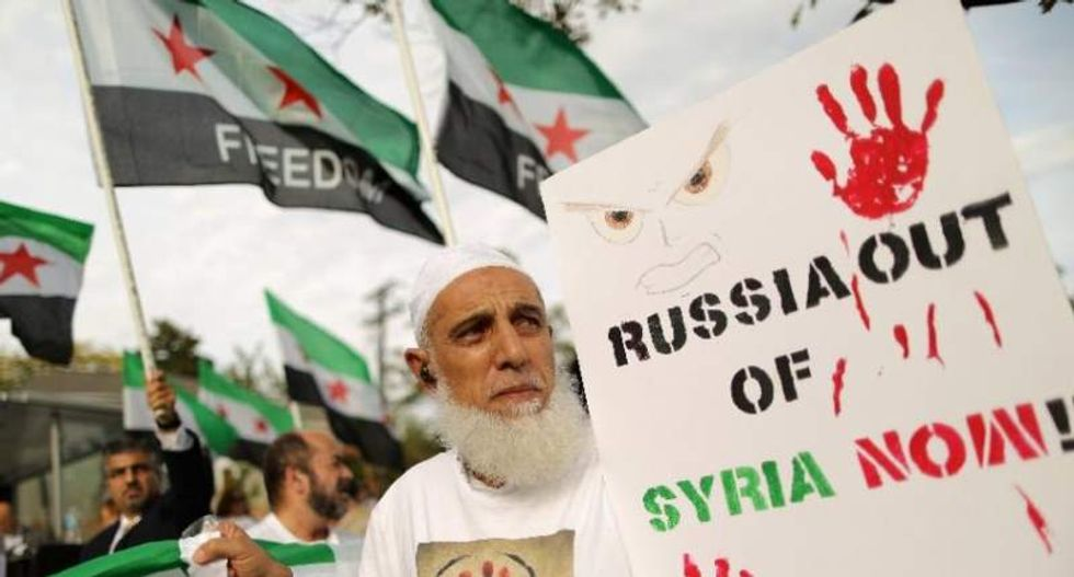 US and Russia will meet to avoid aerial encounters over Syria