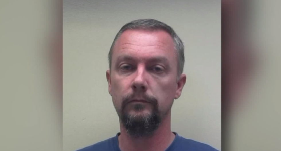 Pastor of anti-gay Alabama church arrested after telling congregation he sexually abused boys