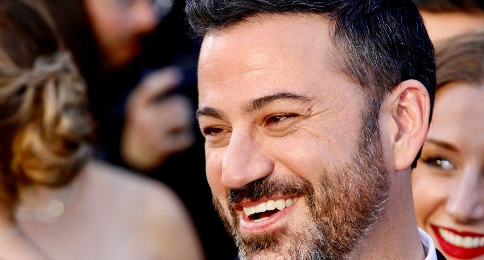 'No family should be denied medical care': Jimmy Kimmel urges GOP senator to reject Meancare bill