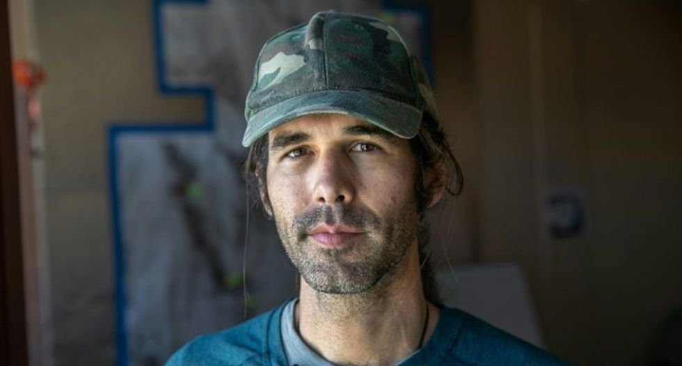 Attempt to 'criminalize basic human kindness' fails as activist Scott Warren found not guilty on all charges