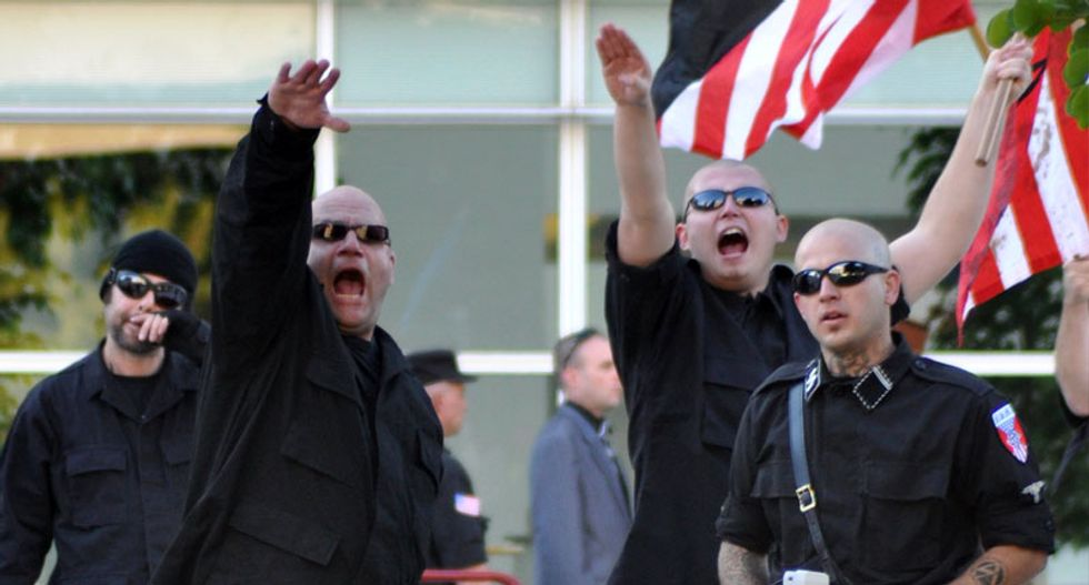 Right-wing publication calls for an all-out war on white-nationalist terrorists in stunning turnaround