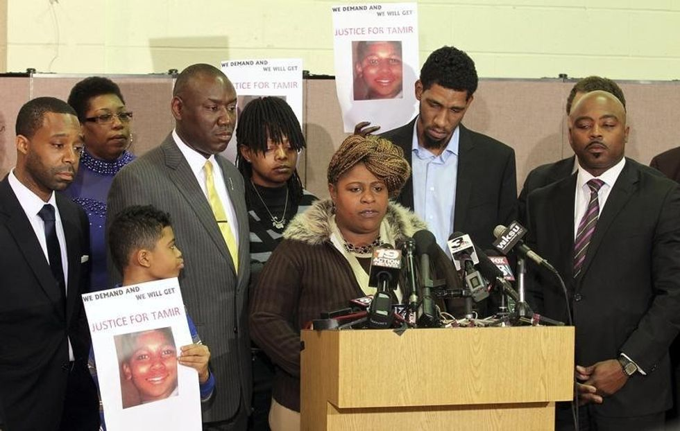 Ohio prosecutor under fire for handling of Tamir Rice shooting reports
