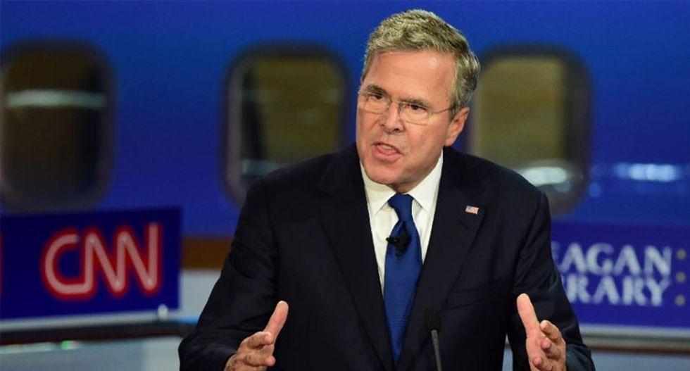 Stuff happens: Poll lays bare Jeb Bush campaign travails