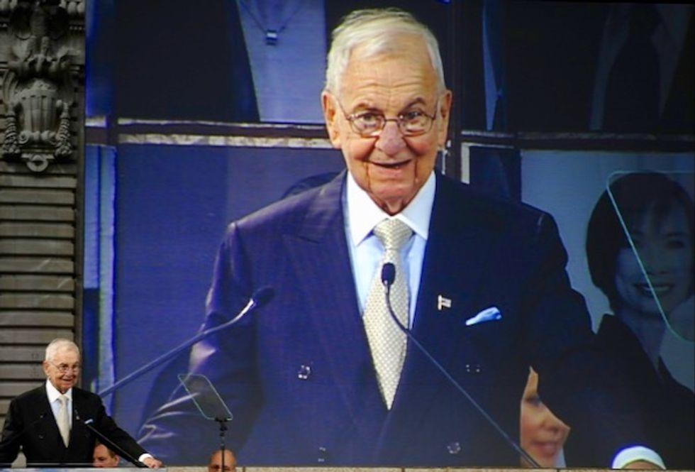 US auto industry legend Lee Iacocca dies age 94