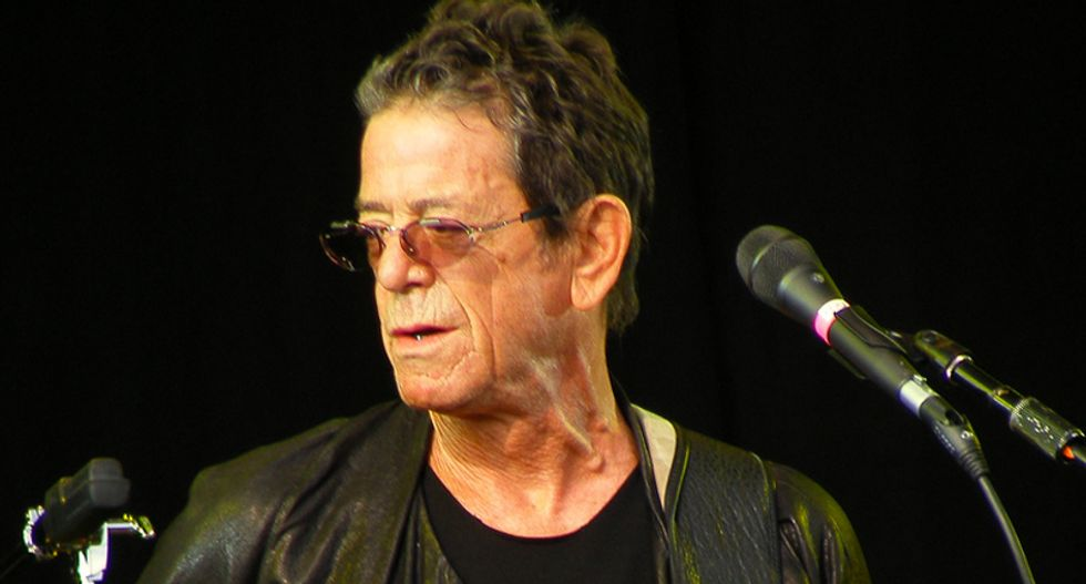New bio claims Lou Reed was a 'racist' and a 'monster' who called Bob Dylan a 'pretentious k*ke'
