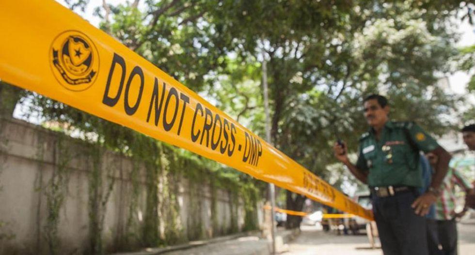 Bangladesh arrests five Islamists for slashing Christian pastor's throat