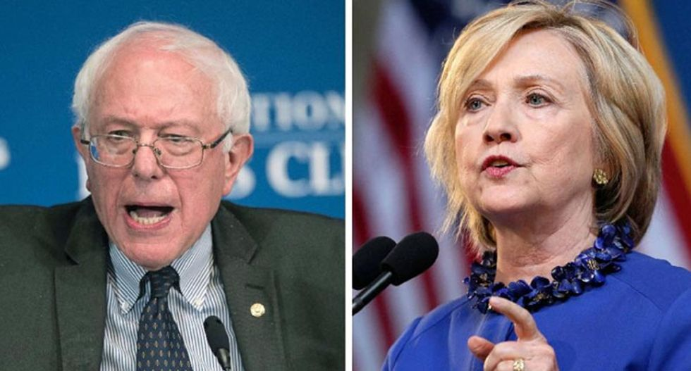 Scholars give Hillary the win -- but Bernie definitely hit a nerve