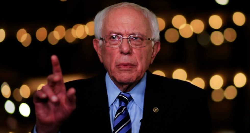 AOC, Bernie Sanders to introduce resolution calling 'existential threat' of the climate crisis an 'emergency'