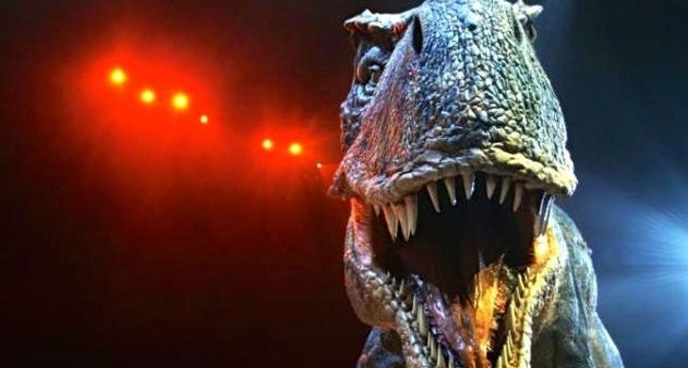 Hot or not: Were dinos warm-blooded?