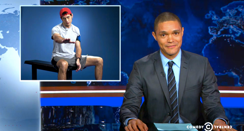 Trevor Noah tells desperate House GOP: 'Leave Paul Ryan alone -- he's just not that into you'