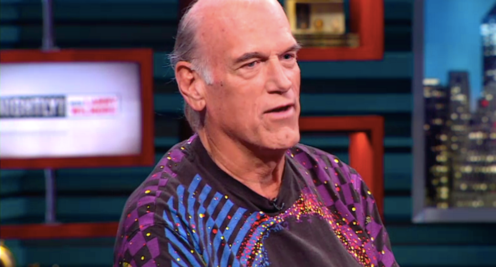 Jesse Ventura plans to 'out-Trump Trump' and betray the Libertarians -- all the way to the White House