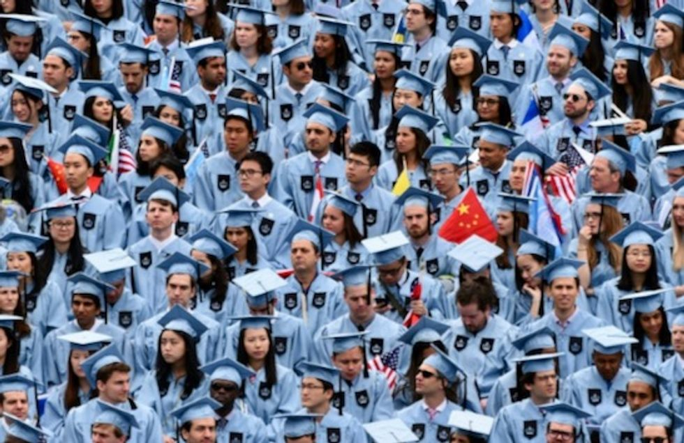 Put off by US, Chinese students eye other universities