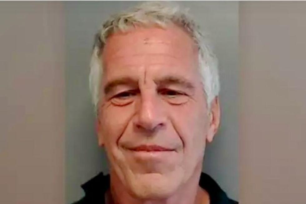 Epstein accuser sues, prison guards 'asleep' when he died