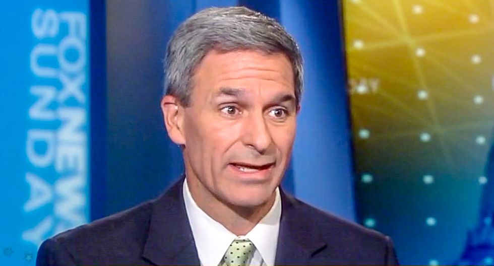 Ken Cuccinelli: The Statue of Liberty poem was talking about 'people coming from Europe'