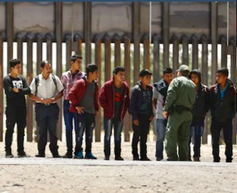Immigration officials use secretive gang databases to deny migrant asylum claims