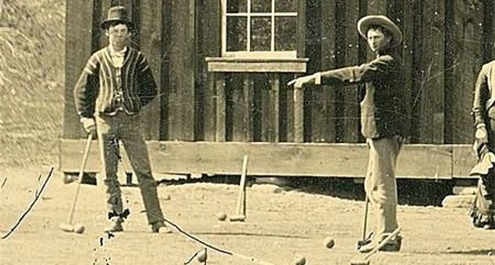 Junk shop photo spurs quest to confirm Billy the Kid image