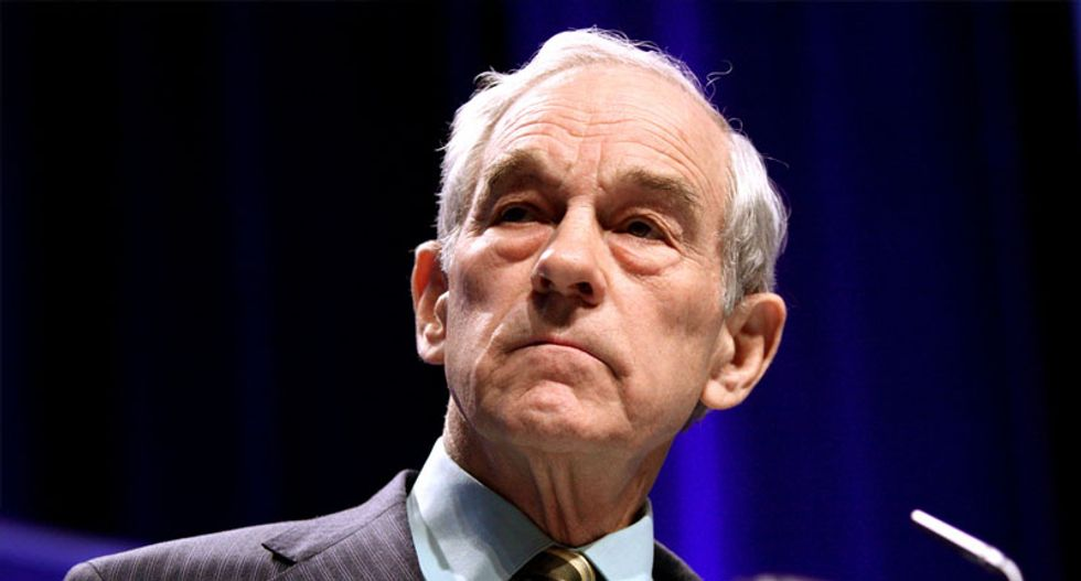 Ron Paul suggests coronavirus pandemic is 'a big hoax' because it's killed 'less than 100 Americans'