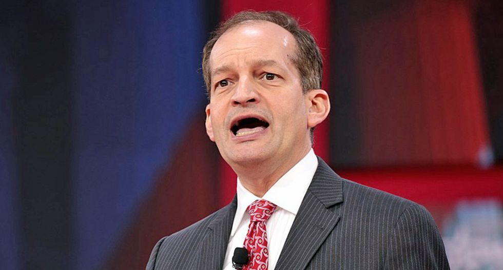 Former prosecutors trash Acosta's excuses for Jeffrey Epstein sweetheart deal
