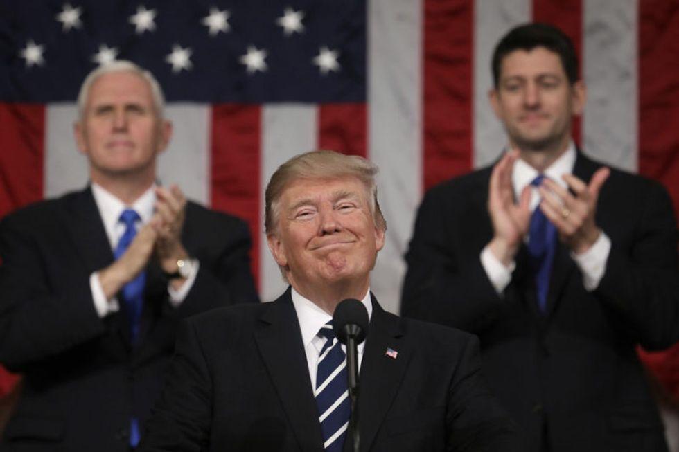 'It's lunch money': Blue-collar Trump voters underwhelmed by GOP tax cut