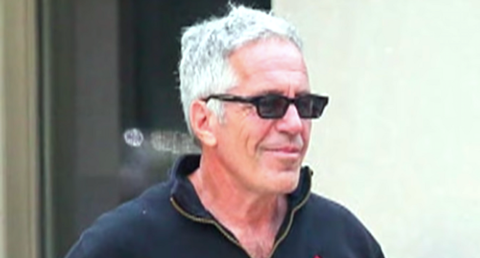 Jeffrey Epstein suspiciously shipped 'carpet and tile extractor' to his NYC mansion as feds were closing in: report