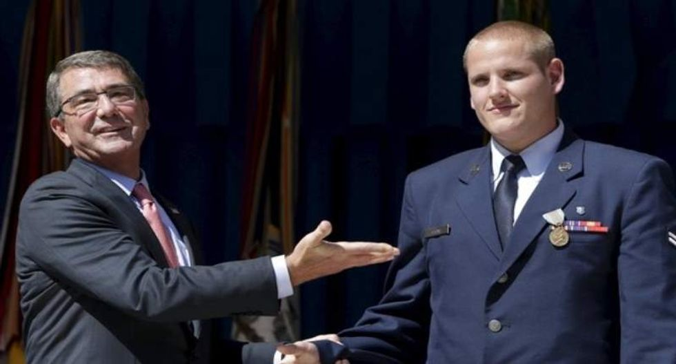 French train hero released from hospital after stabbing attack
