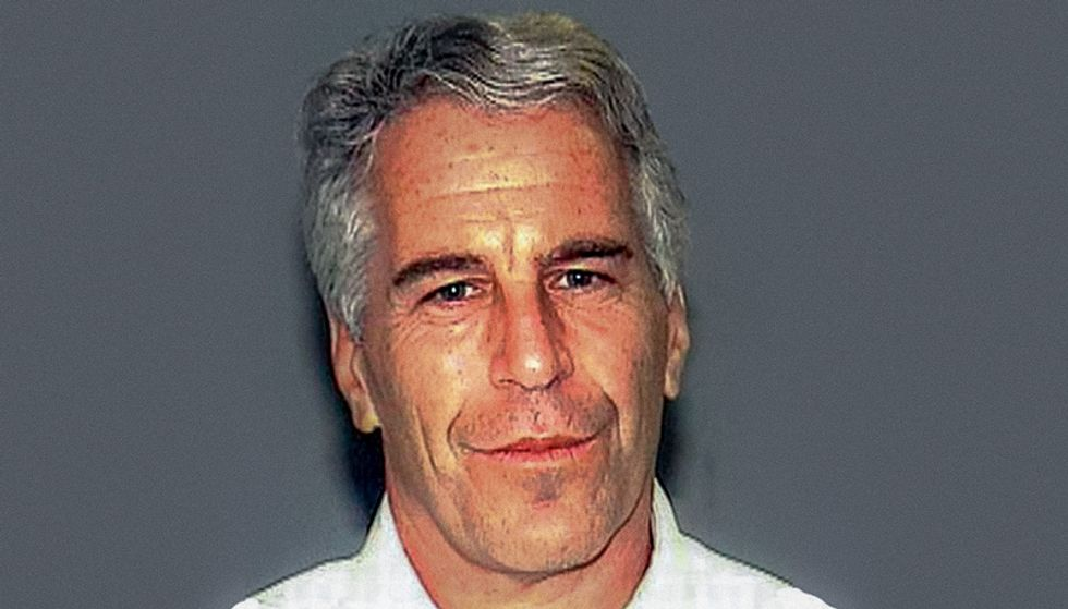 Epstein mansion raid uncovers a mysterious foreign passport that lists his residence as Saudi Arabia