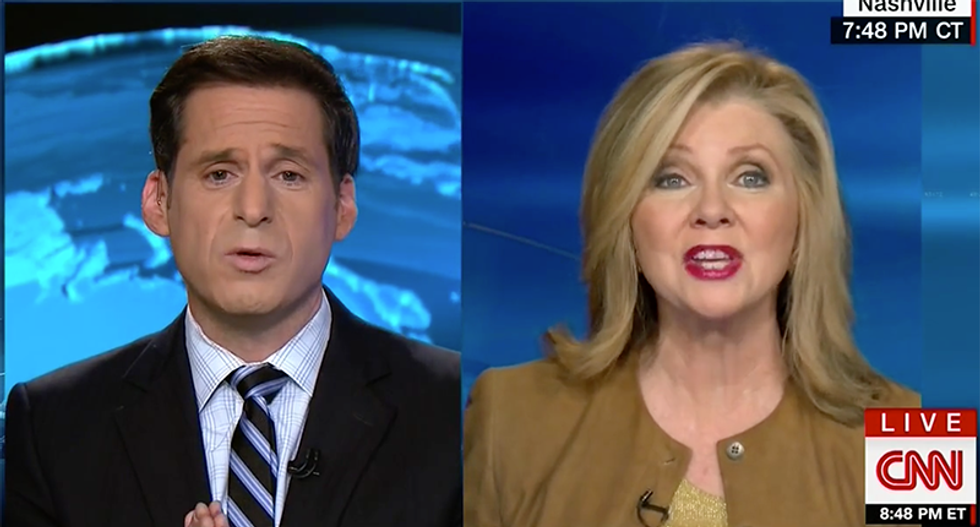 Marsha Blackburn still won't admit she was wrong about refugees not being vetted before entering the US