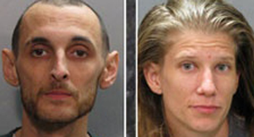 Florida SWAT team halts stand-off to allow white couple to finish having sex