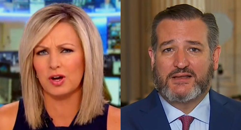 Fox host thwarts Ted Cruz's attempt to dodge question about Alex Acosta's lenient plea deal for Jeffrey Epstein