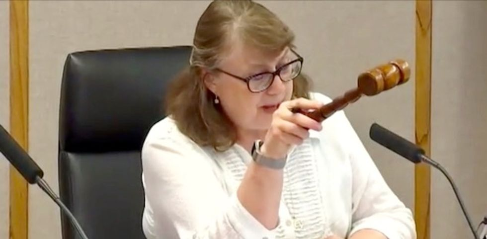 WATCH: Minnesota mayor angrily chastises LGBTQ locals after she refuses to sign gay pride proclamation