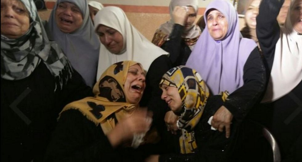 Four Palestinians killed in anti-Israeli knife attacks associated with potential uprising