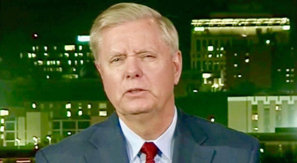 Senator Graham calls for hearings on troops in Syria, Afghanistan